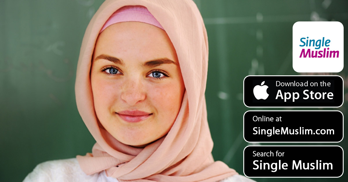 single muslim woman Free app where 400 million single muslims can meet, try muzmatch today.