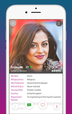Chat single muslim women